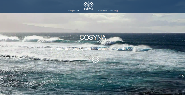 Discover COSYNA